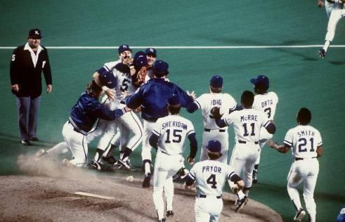 1985 WS Royals