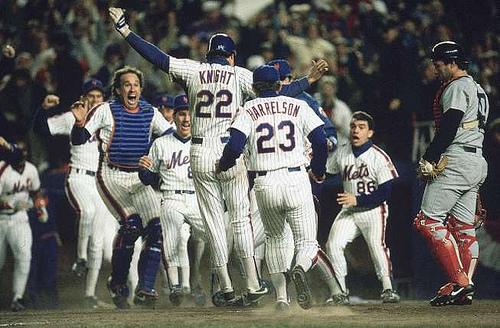 1986 WS Mets